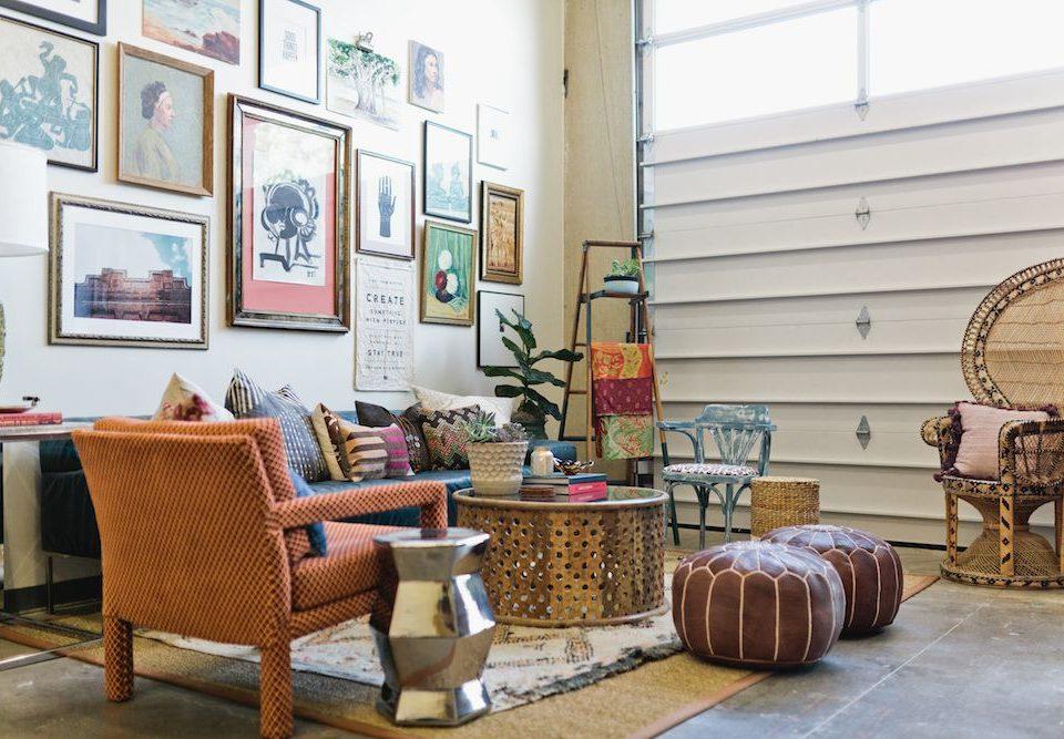 Естествената кожа – традиционен/нетрадиционен елемент в бохемския стил на жилището